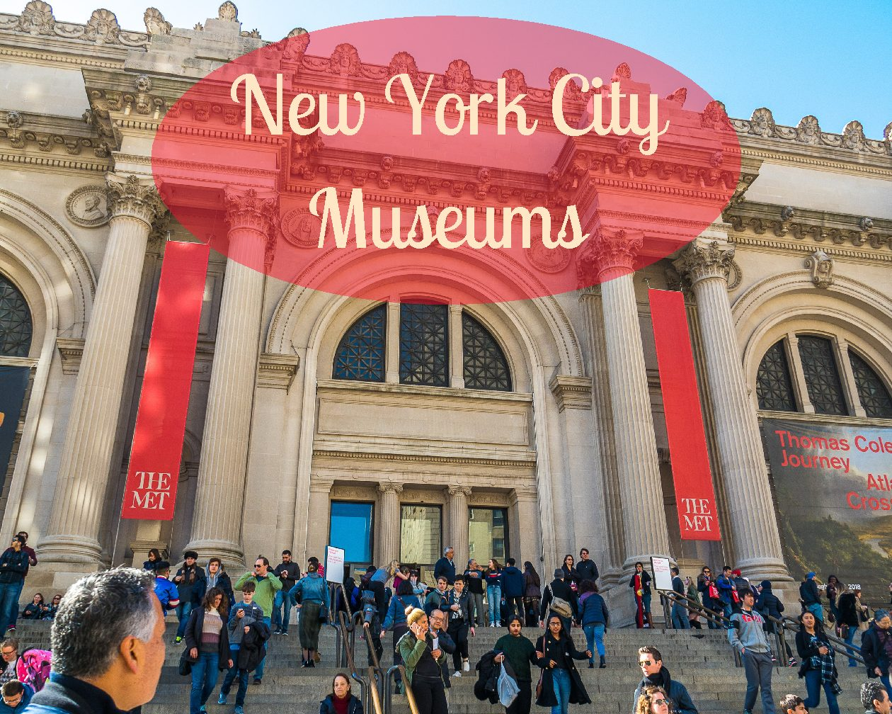 New York Subway Map Penn Station To Met Breuer Museum.Nyc Museums By Category The Fearless Foreigner